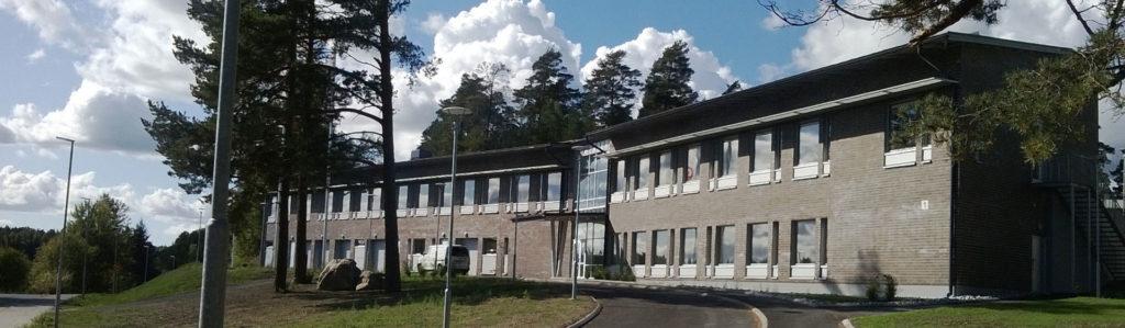 Centralförvaltningen i Kirjala