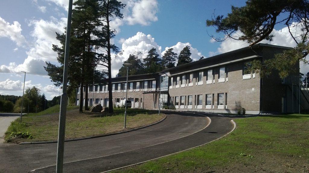 byggnad, centralförvaltningen